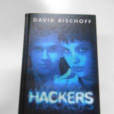 Libros de segunda mano: HACKERS - DAVID BISCHOFF. CIRCULO DE LECTORES. TDK19. Lote 41406235