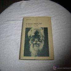 Libros de segunda mano: ROBERT LIMA.-VALLE-INCLAN THE THEATRE OF HIS LIFE TEXTO EN INGLES.EDIT UNIVERSIDAD OF MISSOURI 198. Lote 41439315