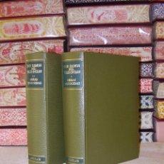 Libros de segunda mano: OBRAS ESCOGIDAS ( 2 VOL.) . AUTOR : VALLE-INCLAN, DON RAMON DEL,. Lote 41457305