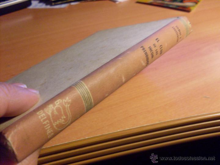 Libros de segunda mano: EL CLUB DE LOS INCOMPRENDIDOS (G.K. CHESTERTON) AÑO 1942 (LB5) - Foto 2 - 41531937