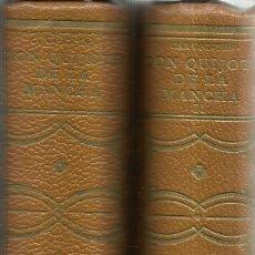 Libros de segunda mano: DON QUIJOTE DE LA MANCHA. M. DE CERVANTES. FOTOGRAFÍAS DE RAMÓN MASSATS. 2 VOLÚMES. ALFAGUARA. 1967. Lote 41639966