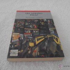 Libros de segunda mano: UN MUNDO FELIZ ALDOUS HUXLEY. Lote 42075418