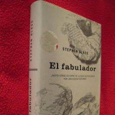Libros de segunda mano: EL FABULADOR - STEPHEN GLASS. Lote 42353985