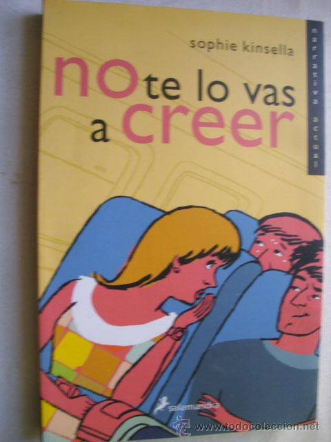 NO TE LO VAS A CREER LIBRO EBOOK