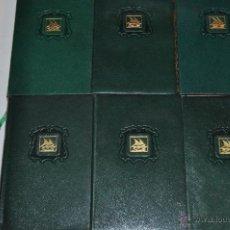 Libros de segunda mano: OBRAS COMPLETAS. SEIS TOMOS. SERAFÍN Y JOAQUÍN ÁLVAREZ QUINTERO RM65207-V. Lote 42620068