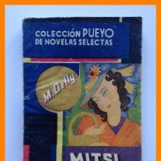 Libros de segunda mano - Mitsi - M. Delly - Coleccion Pueyo nº19 - 42671557
