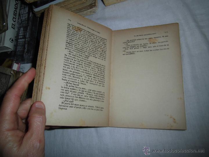 Libros de segunda mano: EL SECRETO DE BARBA AZUL W.FERNANDEZ FLOREZ LIBRERIA GENERAL ZARAGOZA 1940 - Foto 5 - 42683245