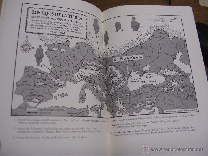 saga los hijos de la tierra / 4 primeros libros - Comprar