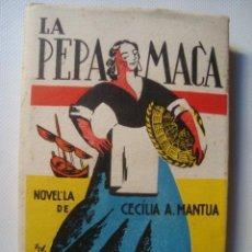 La pepa maca novel la cec lia m ntua mill comprar - Mantua bagni catalogo ...
