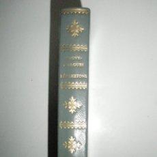 Libros de segunda mano: VAUVENARGUES: RÉFLEXIONS. Lote 43034361