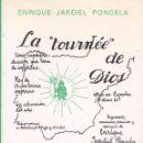 Libros de segunda mano: ENRIQUE JARDIEL PONCELA. LA 'TOURNÉE' DE DIOS. MADRID, 1989.. Lote 43216237
