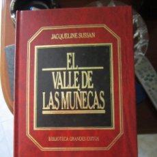 Libros de segunda mano: EL VALLE DE LAS MUÑECAS JACQUELINE SUSSAN. Lote 43298560