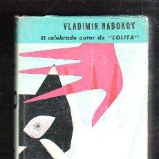 Libros de segunda mano: EL ENGAÑO POR VLADIMIR NABOKOV. COLECCION NUEVA OLA 1. F.I.C.S.A, BARCELONA. 1960. Lote 43393201