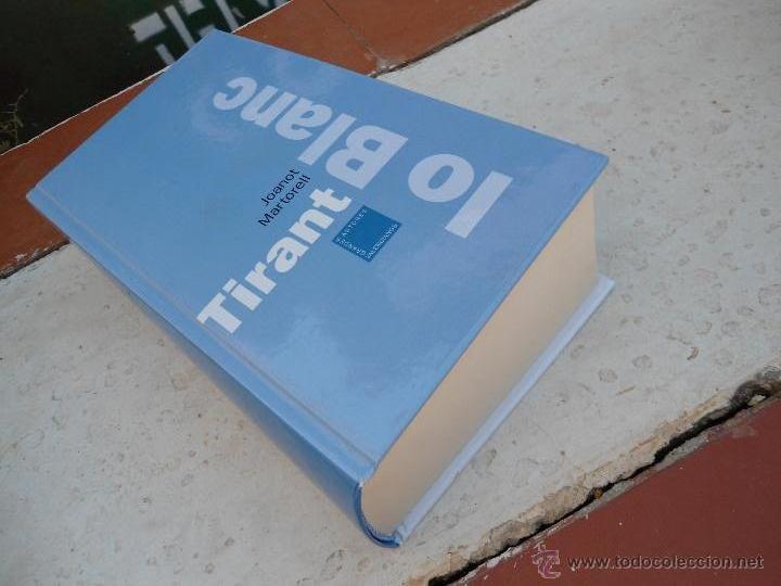 Libro tirant lo blanc joanot martorell 1992 gra comprar - Libreria segunda mano valencia ...