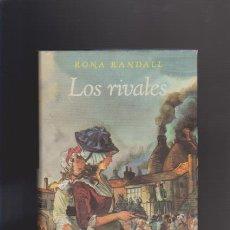 Libros de segunda mano: LOS RIVALES - RONA RANDALL - CIRCULO LECTORES 1994. Lote 43673686