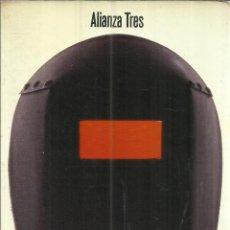 Libros de segunda mano: CAÍDA LIBRE. WILLIAN GOLDING. ALIANZA TRES. MADRID. 1986. Lote 43908993