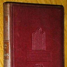 Libros de segunda mano: LOS HOMBRES POR ALBERTO INSÚA DE ED AGUILAR EN MADRID 1949 PRIMERA EDICIÓN. Lote 43999457