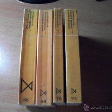 Libros de segunda mano: INTRODUCCIÓN A LA LITERATURA ESPAÑOLA A TRAVÉS DE LOS TEXTOS.. Lote 177757739