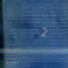 Libros de segunda mano: LOUISA M. ALCOTT : OBRAS SELECTAS (CARROGGIO, 1977). Lote 178927031