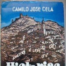 Libros de segunda mano: CAMILO JOSÉ CELA. LA FAMILIA DEL HÉROE. A LA PATA DE PALO I Y II. DOS TOMOS. RM65911. . Lote 44130394