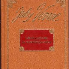 Libros de segunda mano - CÉSAR CASCABEL Y EL MAESTRO ZACARIAS de JULIO VERNE - 44231325