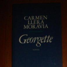 Libros de segunda mano: GEORGETTE, DE CARMEN LLERA MORAVIA. MONDADORI, 1998.. Lote 44316111