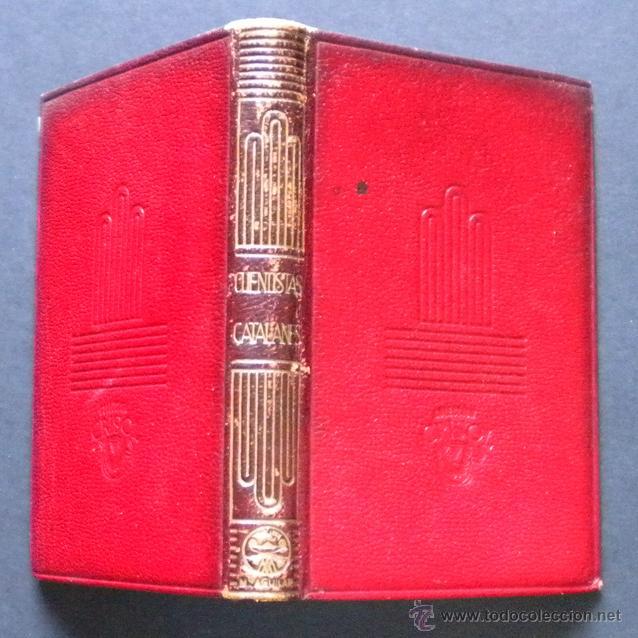 Libros de segunda mano: PCBROS - CUENTISTAS CATALANES CONTEMPORANEOS - ED. M. AGUILAR - 1ª ED. - COLEC. CRISOL Nº 63 - 1944 - Foto 3 - 44381658