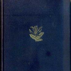Libros de segunda mano: RABINDRANATH TAGORE : OFRENDA LÍRICA (HISPÁNICA, 1943) CON UN POEMA DE JUAN RAMÓN JIMÉNEZ. Lote 44726279