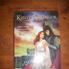 Libros de segunda mano: MACGREGOR, KINLEY. EL ESCOCÉS DOMADO. Lote 253174040