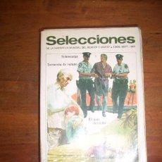 Libros de segunda mano: SELECCIONES DE LA NARRATIVA MUNDIAL DEL READERS DIGEST. AGOSTO-SEPTIEMBRE 1980. Nº 17. Lote 220848896