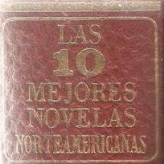 Libros de segunda mano: VV.AA. LAS DIEZ MEJORES NOVELAS NORTEAMERICANAS. RM66172. . Lote 44885567