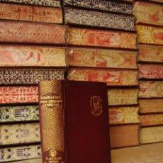 Libros de segunda mano: OBRAS LITERARIAS COMPLETAS . AUTOR : RAMON Y CAJAL, SANTIAGO . . Lote 44897229