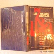 Livros em segunda mão: F. DIAZ-PLAJA - LOS 7 PECADOS CAPITALES EN USA NJ.E. Lote 44962516