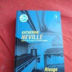 Livros em segunda mão: LIBRO RIESGO CALCULADO KATHERINE NEVILLE L-2064-116. Lote 45274207