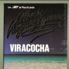 Libros de segunda mano: VIRACOCHA. ALBERTO VAZQUEZ FIGUEROA. PLAZA & JANES. Lote 45311451