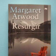 Libros de segunda mano: RESURGIR, DE MARGARET ATWOOD. ALIANZA EDITORIAL, 2008. Lote 45497562
