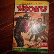 Libros de segunda mano: COLECCION BISONTE EXTRA Nº 204 KEITH LUGER PORTADA EMILIO FREIXAS DIBUJOS J. JUEZ. Lote 45554175