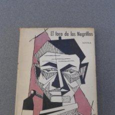 Libros de segunda mano - EL LOCO DE LOS NEGRILLOS - 45706548
