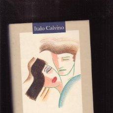 Libros de segunda mano: LOS AMORES DIFÍCILES - ITALO CALVINO. Lote 45783310