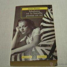 Libros de segunda mano: MAÑANA EN LA BATALLA PIENSA EN MI - JAVIER MARÍAS - ALFAGUARA BOLSILLO 1996. Lote 45852126