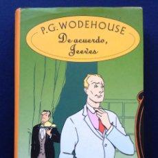 Ya viene jeeves-p.g. wodehouse-versal-ccc - Vendido en