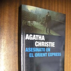 Livres d'occasion: ASESINATO EN EL ORIENT EXPRESS / AGATHA CHRISTIE / RBA 2009. Lote 45960519