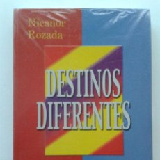 Libros de segunda mano: DESTINOS DIFERENTES - NICANOR ROZADA - LA PARE. SANTA BARBARA. SAN MARTIN DEL REY AURELIO. ASTURIAS. Lote 46009758