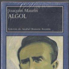 Libros de segunda mano: ALGOL - JOAQUIN MAURIN - PRENSAS UNIVERSITARIAS DE ZARAGOZA 2003 NUEVO PRECINTADO. Lote 46282630