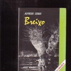 Libros de segunda mano: BREIXO / ALFREDO CONDE - ED. CATEDRA 1981. Lote 46363172