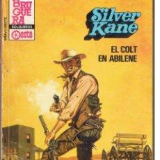 Libros de segunda mano: BRAVO OESTE. Nº 1257. EL COLT EN ABILENE. SILVER KANE. BRUGUERA. Lote 103897752
