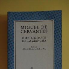 Libros de segunda mano: DON QUIJOTE DE LA MANCHA - MIGUEL DE CERVANTES - 1998. Lote 46673632