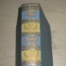 Libros de segunda mano: TEATRO ESCOGIDO EUGENE O´NEILL EDITORIAL AGUILAR AÑO 1958. Lote 46936707