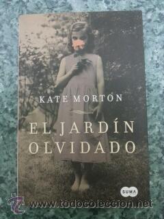 El Jardin Olvidado Kate Morton 2011 Comprar En Todocoleccion
