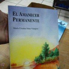 Gebrauchte Bücher - Libro el amanecer permanente Mª Cristina Salas L-7539-10 - 47583850